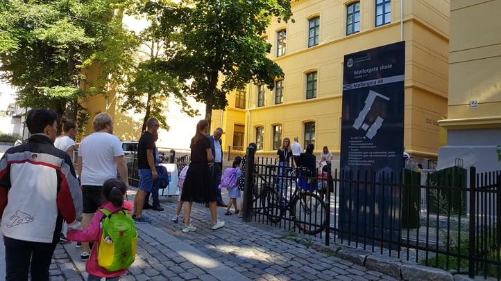 Skolestart Akershus 2019